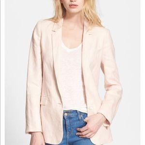 Joie Verene Linen Jacket-12